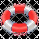 Lifebuoy Help Rescue Icon