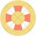 Lifebuoy Life Ring Icon