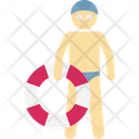 Buoy Life Ring Icon