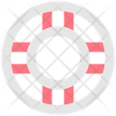 Lifebuoy Life Tube Save Icon