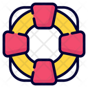 Lifesaver Life Support Icon