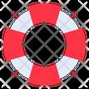 Lifebuoy Life Guard Protection Icon