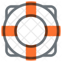 Lifebuoy Saver Life Icon