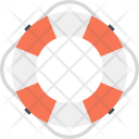 Lifebuoy Support Security Icon