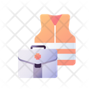 Lifeguard aid kit Icon