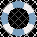 Lifeguard Save Lifebuoy Icon