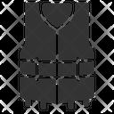 Lifeguard Jacket Icon