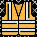 Vest Lifejacket Lifesaver Icon