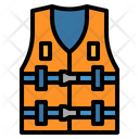 Lifejacket Vest Life Icon