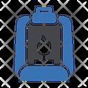 Lifejacket Swimming Adventure Icon