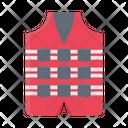 Lifejacket Safety Protection Icon