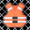 Lifesaver Life Jacket Icon