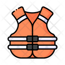 Lifesaver Life Jacket Icon