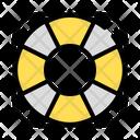 Lifesaver Lifesavers Lifebuoy Icon