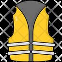 Lifesaver Jacket Safety Jacket Life Vest Icon