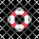 Lifetube Guard Swimming Icon