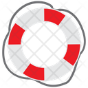 Life Ring Safe Guard Icon