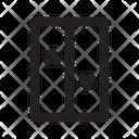Lift Elevator Construction Icon