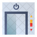 Lift Elevator Door Icon