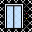 Lift Elevator Hotel Icon