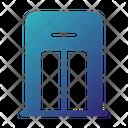 Lift Hotel Elevator Icon