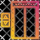 Elevator Hotel Service Icon