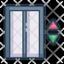 Lift Elevator Lifting Icon
