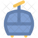 Lift Chairlift Ropeway Icon