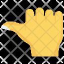 Thumb Arrow Interactive Icon