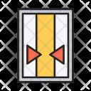 Close Door Elevator Icon