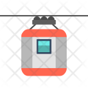 Lift Automatic Vacation Icon