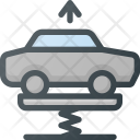 Lift car Icon