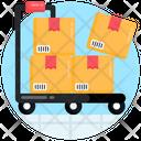 Pallet Truck Pallet Jack Lift Cart Icon