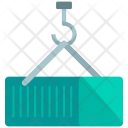 Transport Storage Lift Icon