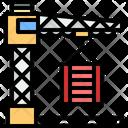 Lift Crane Icon