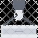 Lift metal Icon