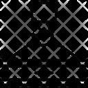 Metal Beam Crane Icon