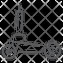 Lift Stand Jack Lift Machine Icon