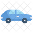 Liftback Car Icon
