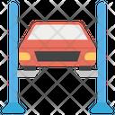 Car Jack Jack Lift Check Fix Icon
