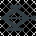 Lifter Auto Accessories Icon