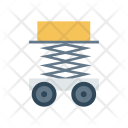 Lifter Vehicle Truck Icon