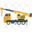 Lifter Luggage Lifter Tow Icon