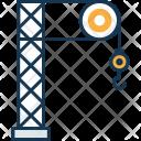 Lifter Construction Crane Icon