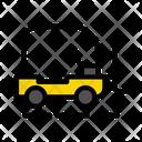 Lifter Crane Machinery Icon