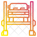 Lifter Automobile Car Repair Icon