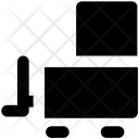 Lifter Vehicle Luggage Icon