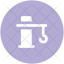 Lifter Weight Container Icon