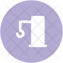 Lifter Material Weight Icon