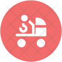 Lifting Vehicle Crane Icon